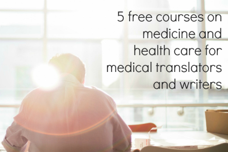 Courses for medical translators